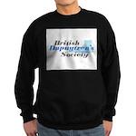 BDS Ledderhose Logo Sweatshirt (dark)