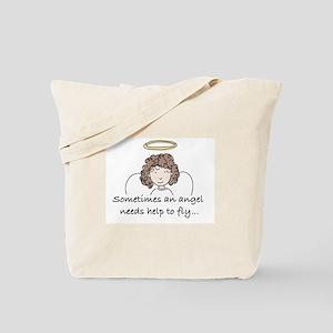 Special Angel Tote Bag
