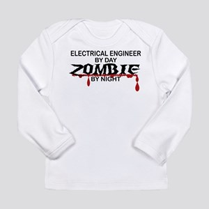 Electrical Engineer Zombie Long Sleeve Infant T-Sh