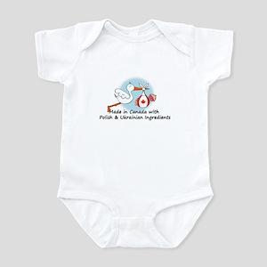 Stork Baby Can Pol Ukr Infant Bodysuit