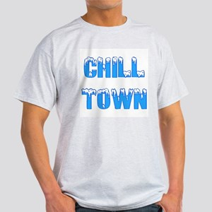 Chill Town Ash Grey T-Shirt