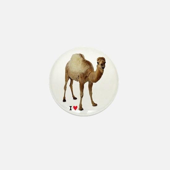 I HEART CAMELTOE Mini Button