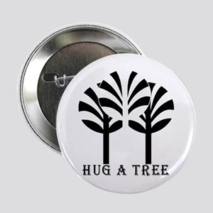 HUG A TREE Button