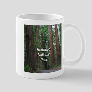 Redwood National Park Mug