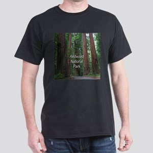 Redwood National Park Dark T-Shirt