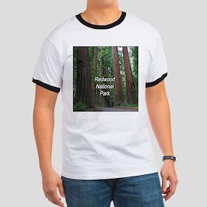 Redwood National Park Ringer T