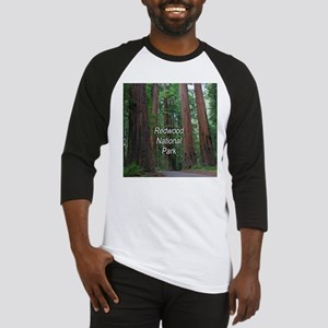 Redwood National Park Baseball Jersey