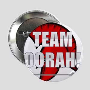 "Team Oorah white logo 2.25"" Button"