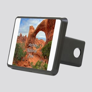 Arches National Park Rectangular Hitch Cover