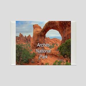Arches National Park Rectangle Magnet