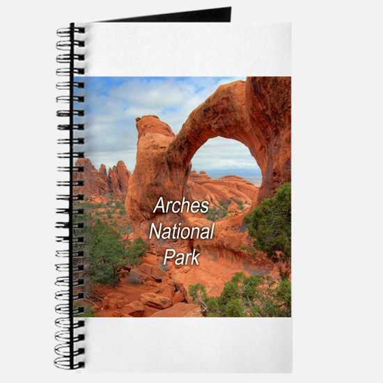 Arches National Park Journal