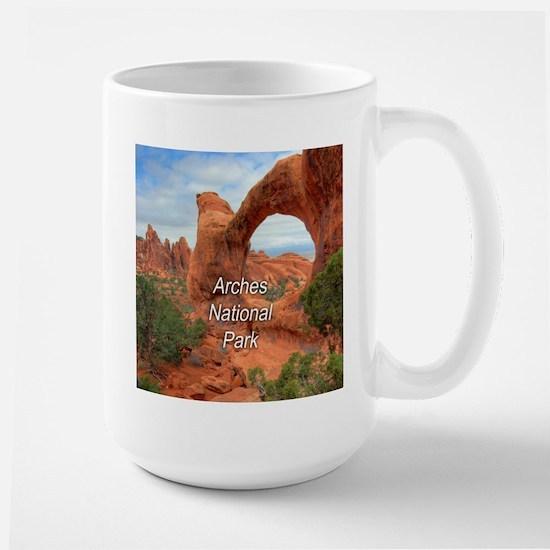 Arches National Park Large Mug