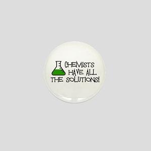 Chemists Mini Button