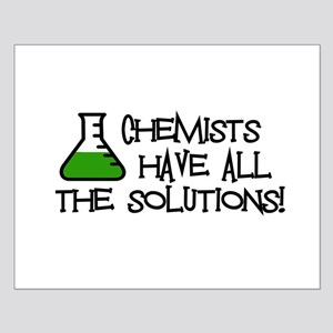 Chemists Small Poster