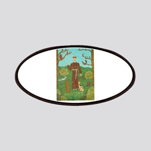 Saint Francis of Assisi Patches