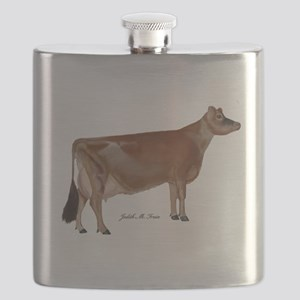 Jersey Cow Flask