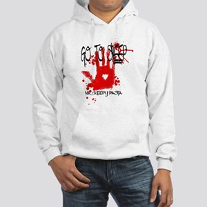 GO TO SLEEP front image hoodie Hooded Sweatshirt