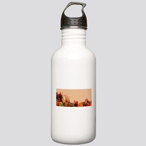 Cornucopia For Thanksg Stainless Water Bottle 1.0L