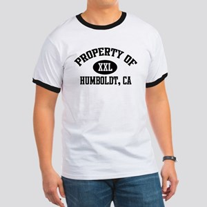 Property of HUMBOLDT Ringer T