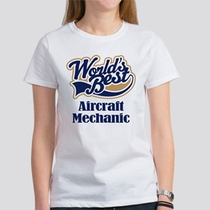 Aircraft Mechanic (Worlds Best) Women's T-Shirt