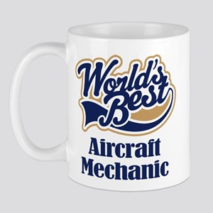 Aircraft Mechanic (Worlds Best) Mug