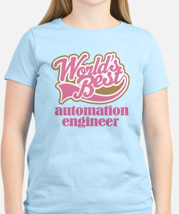 Automation Engineer (Worlds Best) Women's Light T-