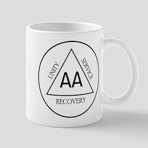 Alcoholic Anonymous Mug