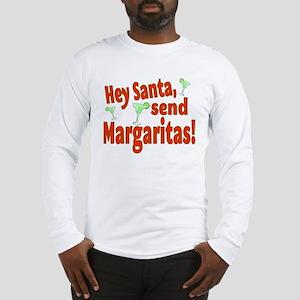 Send Margaritas Long Sleeve T-Shirt