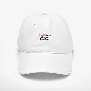 I Survived Obamas Presidency Cap