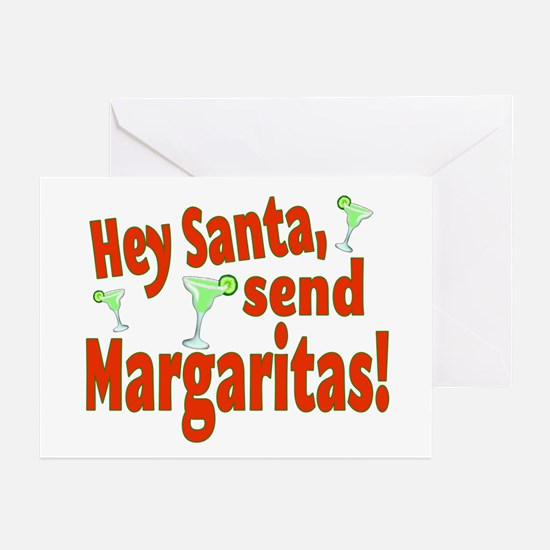Send Margaritas Greeting Cards (Pk of 20)