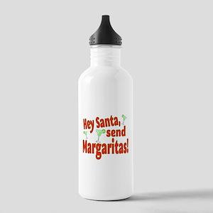 Send Margaritas Stainless Water Bottle 1.0L