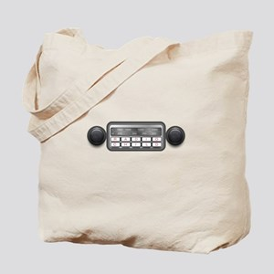 Radio Child Tote Bag
