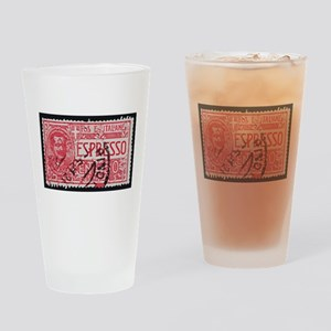 Espresso Drinking Glass