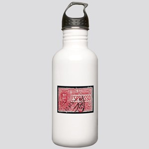 Espresso Stainless Water Bottle 1.0L