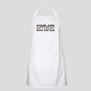 Some are Different, None are Less Apron