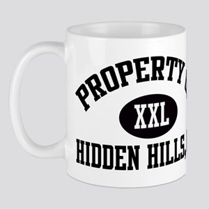 Property of HIDDEN HILLS Mug