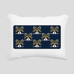 Raccoons Rectangular Canvas Pillow