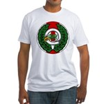 Midrealm Chiv Laurel 1 Fitted T-Shirt