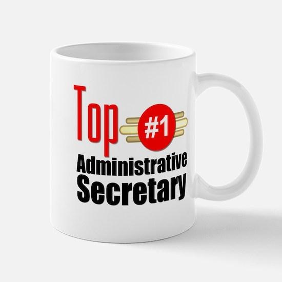Top Administrative Secretary Mug