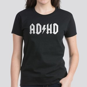 AD HD Women's Dark T-Shirt