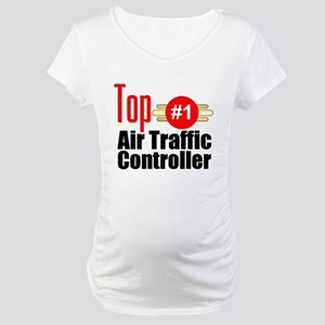 Top Air Traffic Controller Maternity T-Shirt