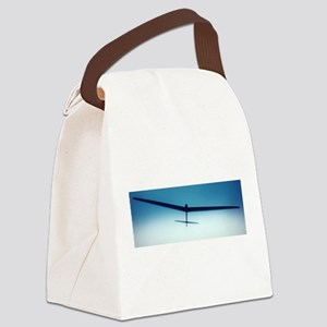 DLG Silhouette Canvas Lunch Bag