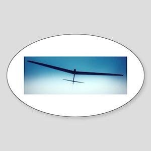 DLG Silhouette Sticker (Oval)