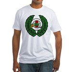 Midrealm Chiv Laurel 2 Fitted T-Shirt