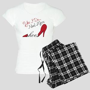 Need More Shoes Women's Light Pajamas