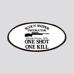 Scout-Sniper Instructor Patches