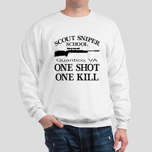 Scout-Sniper School Sweatshirt