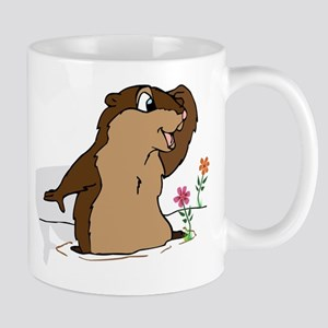 Groundhog Day Shadow Mug