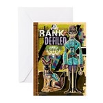Rank And Defiled Greeting Cards (Pk of 10)