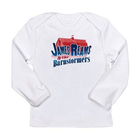 James Reams & The Barnstormers Long Sleeve Infant